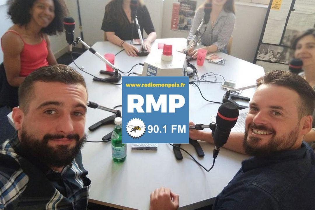 DEZ à Radio Mon Païs