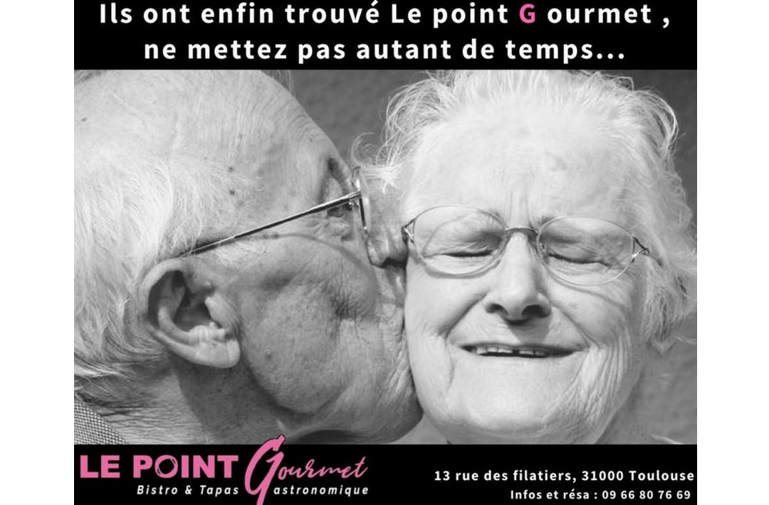 Le point G ourmet