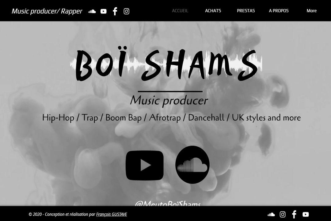 Boïsham's